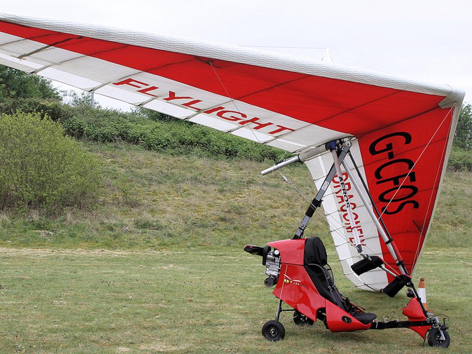 Peebea   Flylight Trike Range